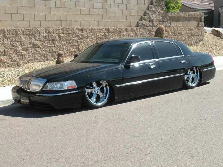 Lincoln Town Car Executive Luxury Cars Pinterest