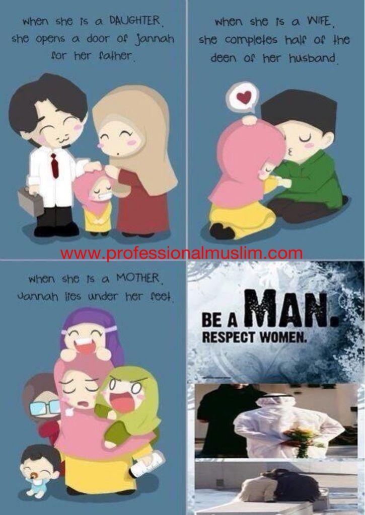 Islamsqy Professionalm Respect Women