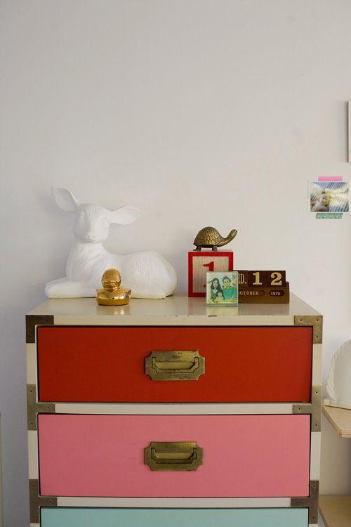 Dresser hardware & paint colors