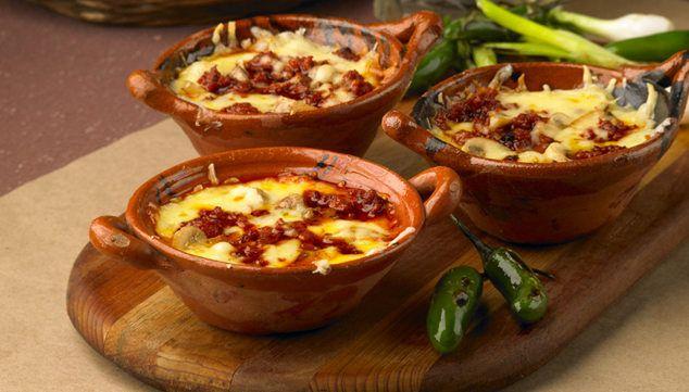 CHORIQUESO | Chef Oropeza | Delicias mexicanas | Pinterest
