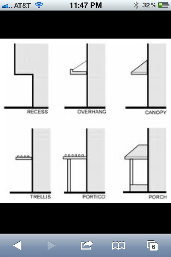 Overhang Architecture Pinterest