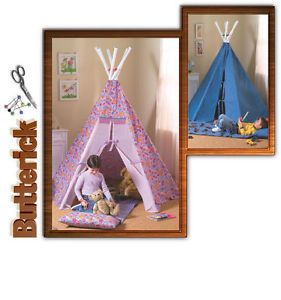 Plains Indian Tepee - How to Make, Erect, and Decorate a