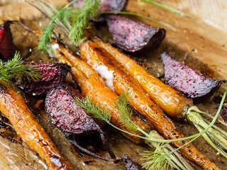 Roasted Winter Vegetable Recipe | To Share | Pinterest
