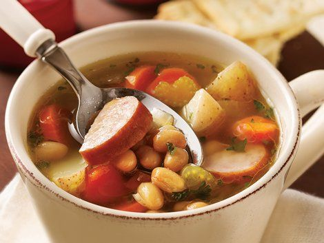 ... Progresso® cannellini beans and chicken broth - a slow-cooked dinner