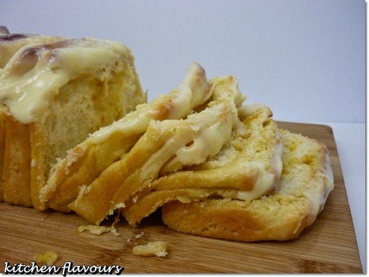 Lemon-Scented Pull-Apart Coffee Cake | Yummmo | Pinterest