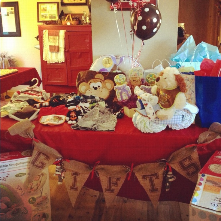 sock monkey baby shower baby shower ideas pinterest