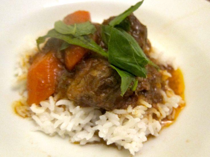 Bò Kho (Vietnamese lemongrass beef stew) | Food | Pinterest
