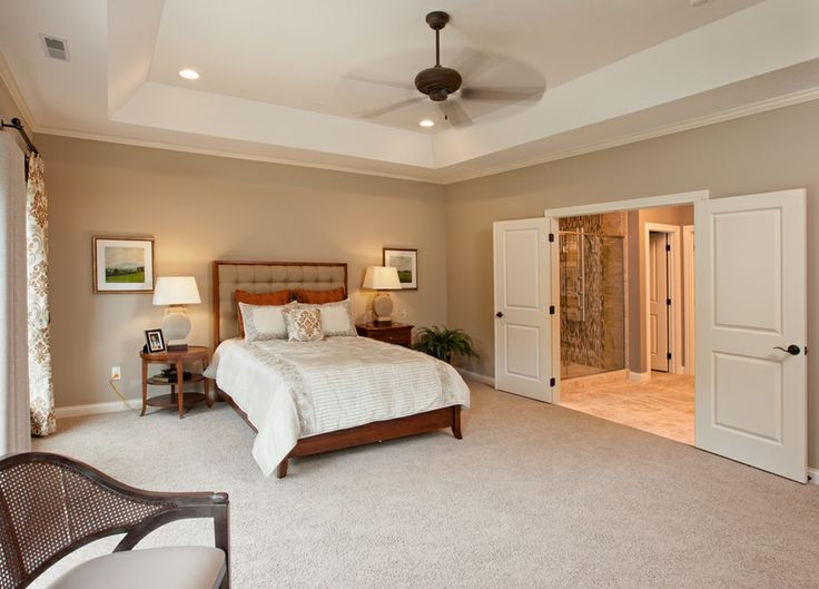 Beautiful Large Master Suite In The Bedroom Pinterest