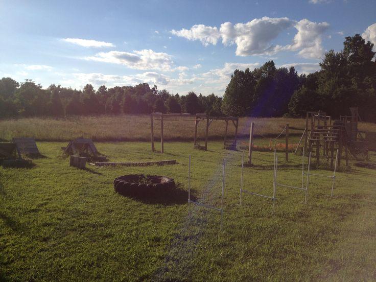 Backyard American Ninja Warrior Obstacle Course :  by Jeffrey Mills on Next American Ninja Warrior Obstacles  Pinte