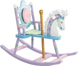 Levels of discovery carousel rocking horse 198 95