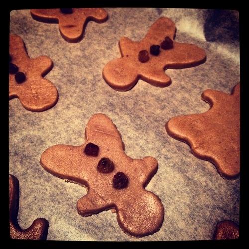 Gingerbread Men - Gluten Free | Gluten Free Baking | Pinterest