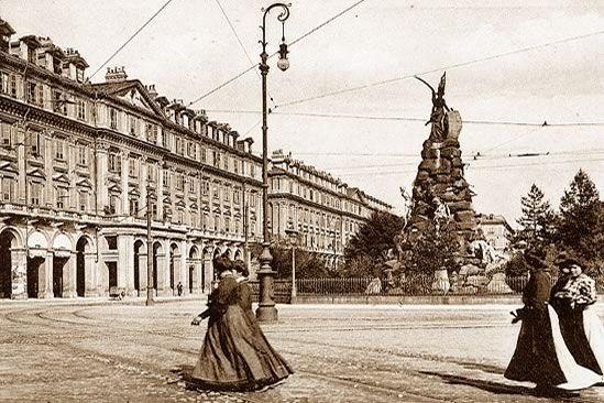 ... century. Torino è uno dei poli della magia bianca e della magia nera