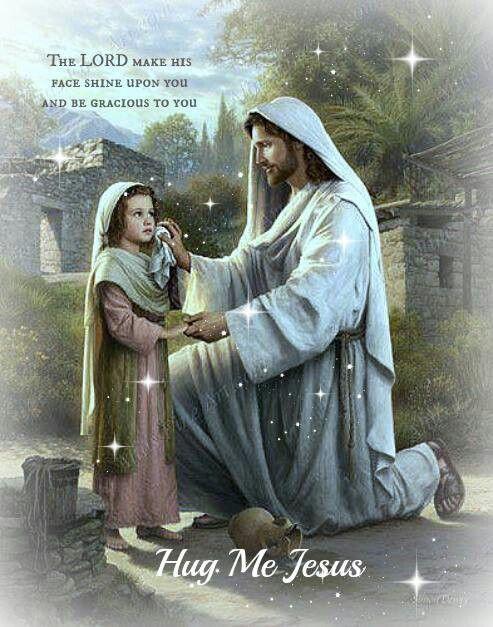 Hug Me Jesus  Amen