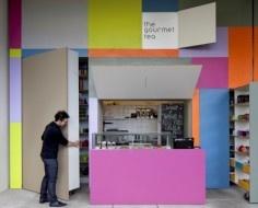 Brazilian Tea Shop Pops Out Of The Wall [Pics] Brazilian Tea Shop Pops Out Of The Wall [Pics] – PSFK