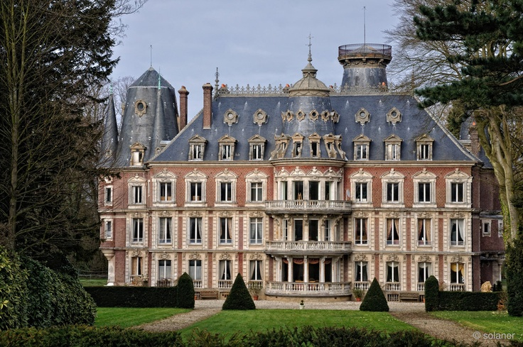 Stunning French Architecture Pinterest