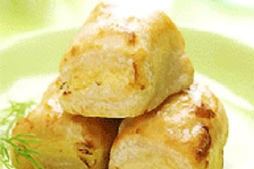 Savory Potato Rolls (A/K/A Potato Knishes the Easy Way)   FOOD ...