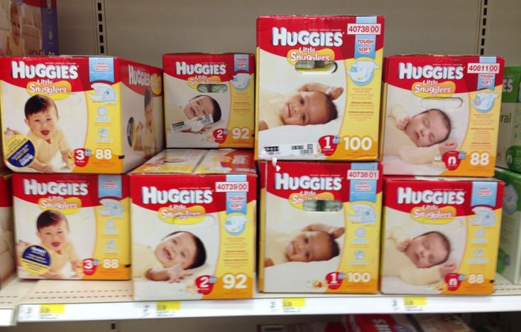 Win a YEAR'S SUPPLY of Huggies Little Snugglers Diapers! #sponsored #MC