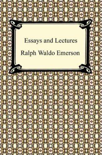 essays of ralph waldo emerson pdf