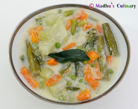 Aviyal, Indian Vegetable Stew Recipes — Dishmaps