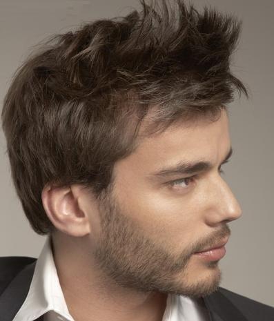 Peinados de hombre peinados de hombres pinterest - Peinados de hombre ...