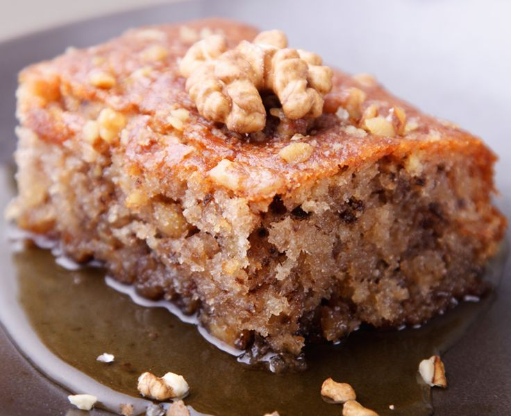 Honey Apple Spice Cake - Daisy Brand