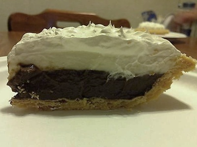 Chocolate Haupia pie | Yummies | Pinterest
