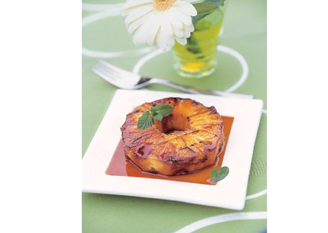 Grilled Desserts, From Peaches to Nectarines to Pineapple