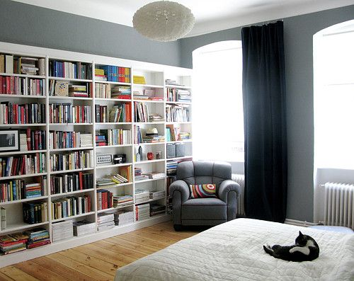 Gorgeous bedroom bookcase For my Dream Home