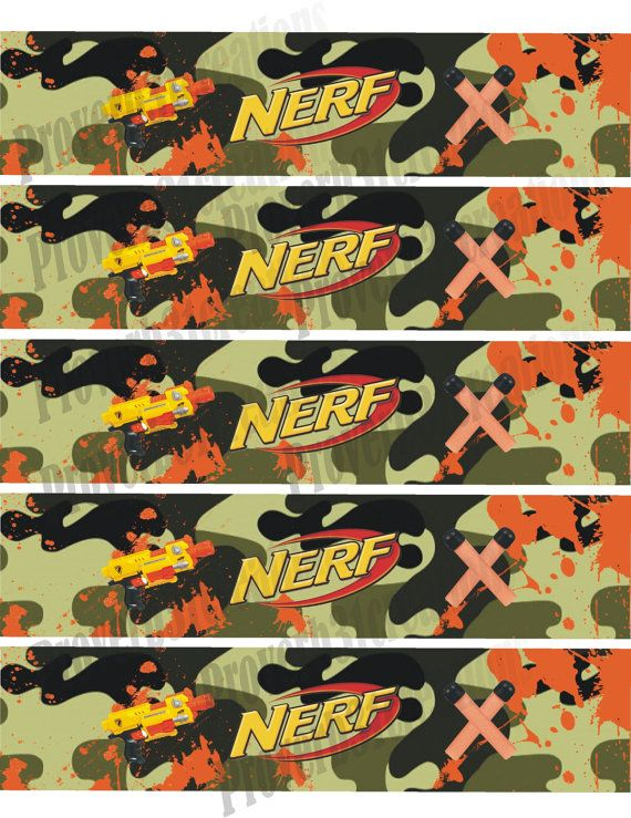 Nerf Party Invitations is one of our best ideas you might choose for invitation design