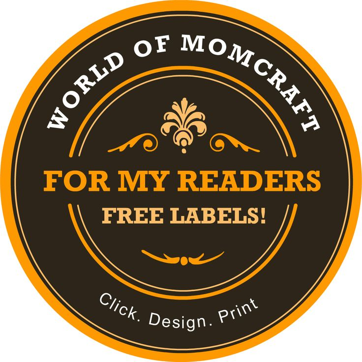 free canning label maker jar pinterest With canning label maker