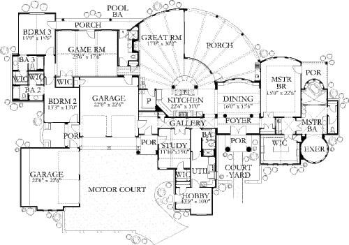 interesting floor plan architecture pinterest