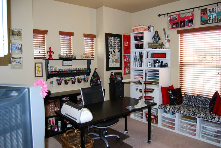 Paisley Passions Craft Room Office Scrap Room Pinterest