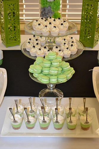 Black, Green, White and Gray Baby Shower. Boobala Cakes Chandler AZ