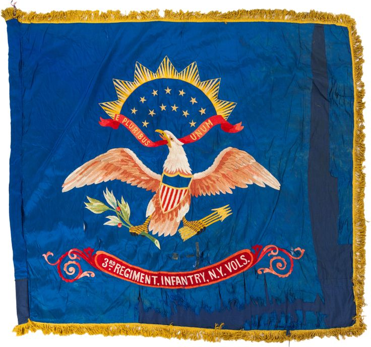 union flags civil war