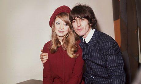 George HarrisonGeorge Harrison And Pattie Boyd Wedding