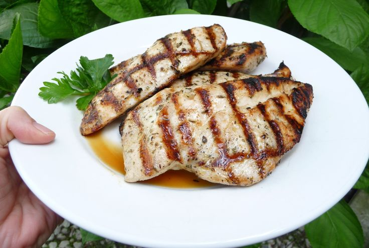 ... mayo sandwich. Be sure your MAYO is DF. Easy Grilled Herb Chicken (GF