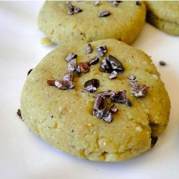 No-Bake Orange Pistachio Cookies | Vegan treats and rare desserts | P ...