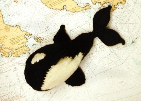 Amigurumi Orca Whale : SAILOR WHALE CROCHET PATTERN Free Crochet Patterns