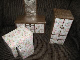 diy doll furniture barbie ideas pinterest