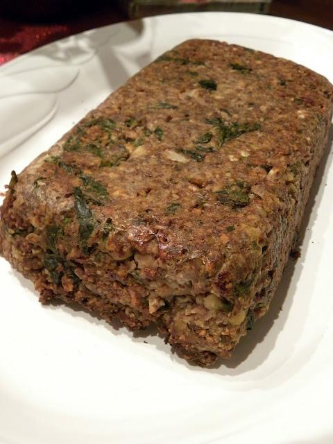 Nut Lentil Loaf (Vegetarian) | Cooking | Pinterest