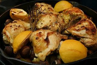 pod www rosemary oven fried chicken rosemary lemon oven fried chicken ...