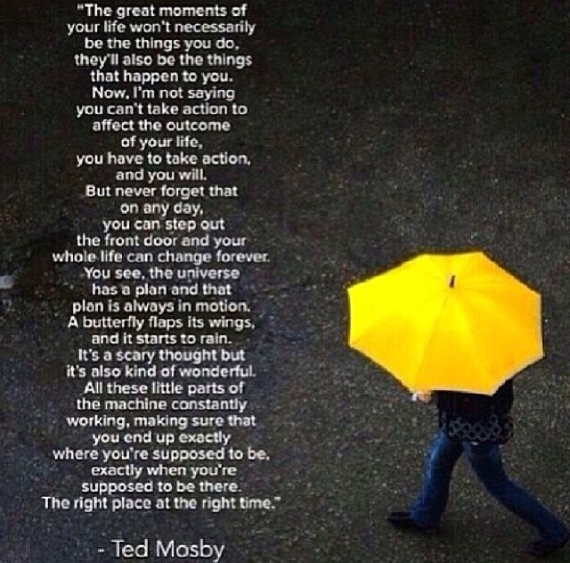 Quotes About Love How I Met Your Mother : gif. himym. how i met your mother. love quote. sad. tumblr. love