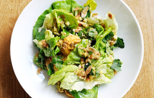 Coronation chicken salad | Recipe