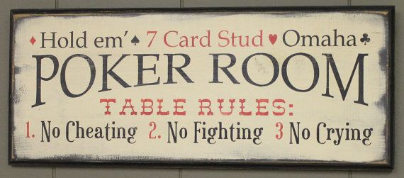 7 card no peek poker rules