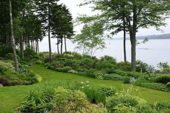 English garden | Front Yard Garden | Pinterest