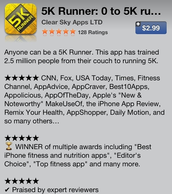 best run gps app for iphone