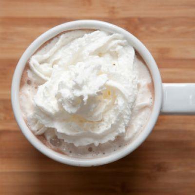Pumpkin White Hot Chocolate   Food   Pinterest