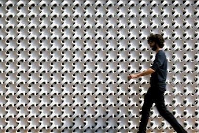 Muros Casa Cobogó (Sao Paulo, Brasil)