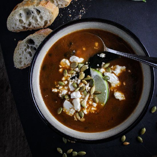 ... by Megan Phillips on Hearty Soups, Stews, Chili and Beans | Pinte