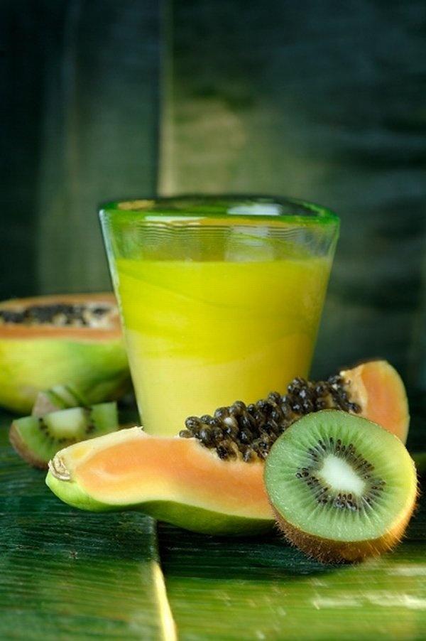 tropical juice. | Comida o arte? | Pinterest